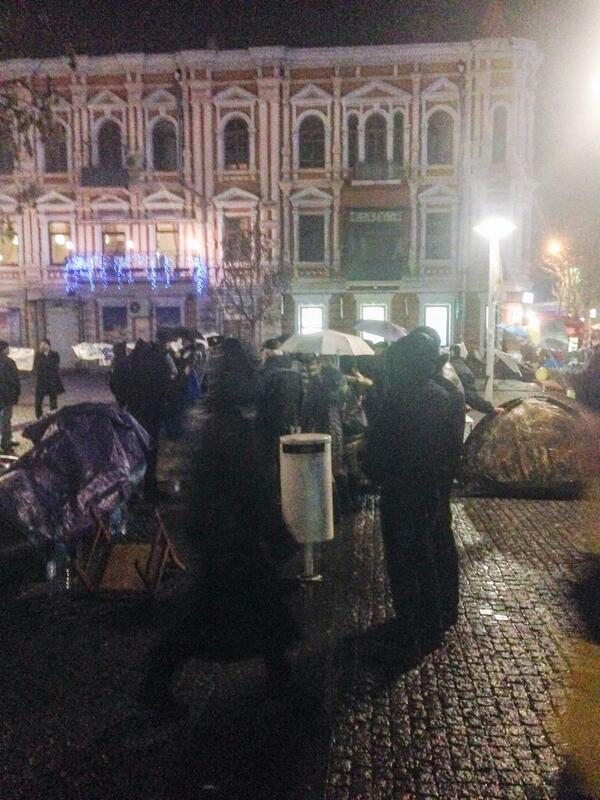 Dnipropetrovsk Euromaidan