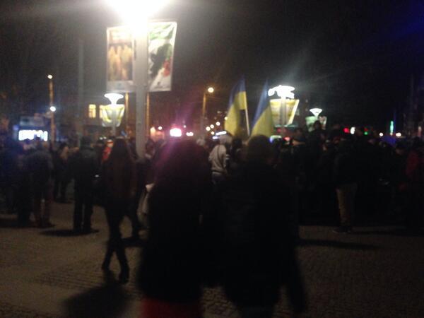 Euromaidan in Dnipropetrovs'k