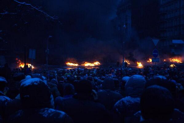 Euromaidan today