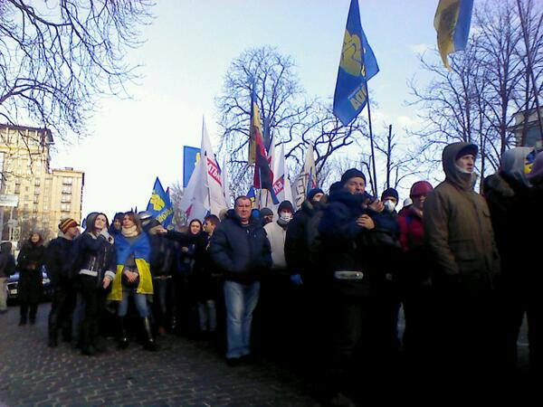 Euromaidan column