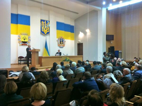 Mayor of Donetsk: Syria of Bashar Assad is an example for Ukraine