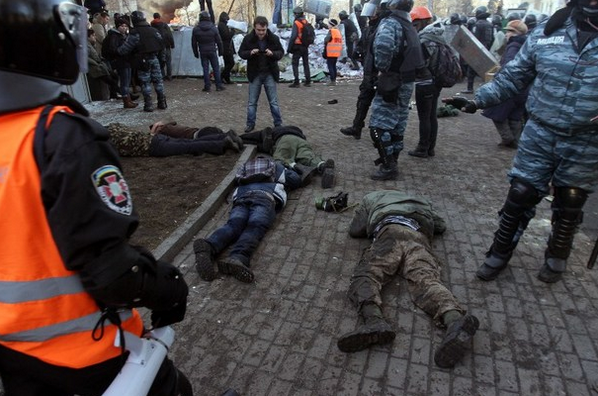 Death toll continues to rise in Kyiv