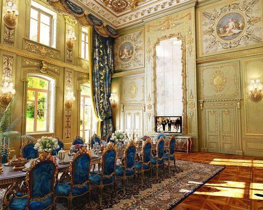House of Yanukovych ally Ivanyushchenko