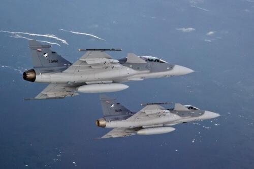 Sweden will deploy jets on Gotland