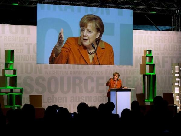 Merkel calls Russia's Crimea action 'annexation';says Putin stole territory