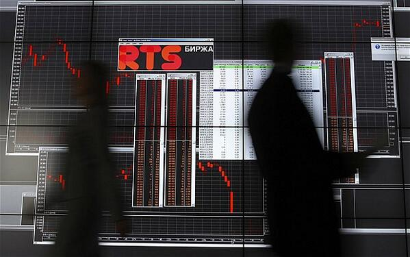 Russia Stocks, Bonds Slump Ahead of Crimea Vote
