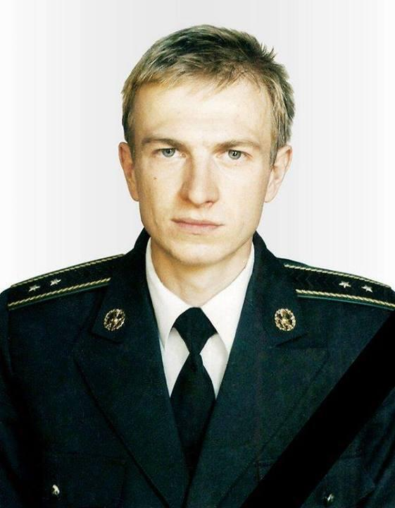 Sergey Kokurin, 36y shot,killed during raid on Ukr mil base in Simferopol,Crimea