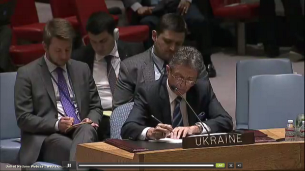 UN Security Council on Ukraine
