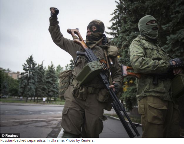 Fmr. Russian Advisor: Putin's Actions In Ukraine Aren't a New Cold War - They're a Real War