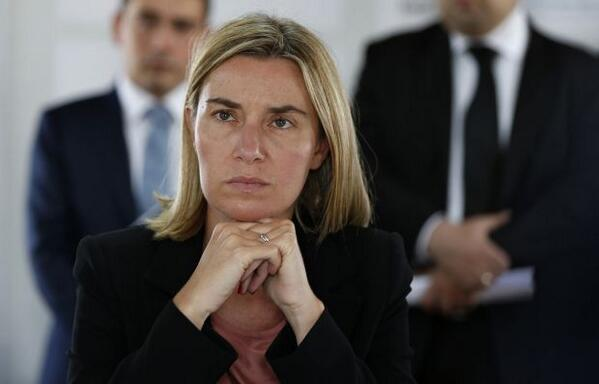 Allies of Ukraine block the appointment of a Italian, Pro-Russian official to head EU diplomacy