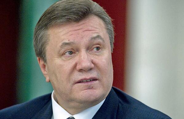 Yanukovych filed a lawsuit in the court of European Union against sanctions. So he is alive