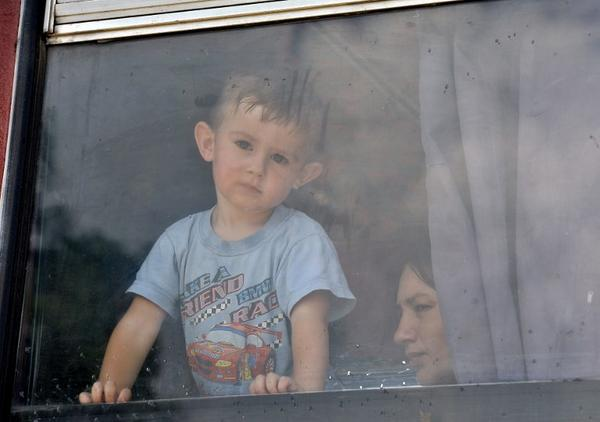 Associated Press: Ukraine orphans become pawns in civil conflict