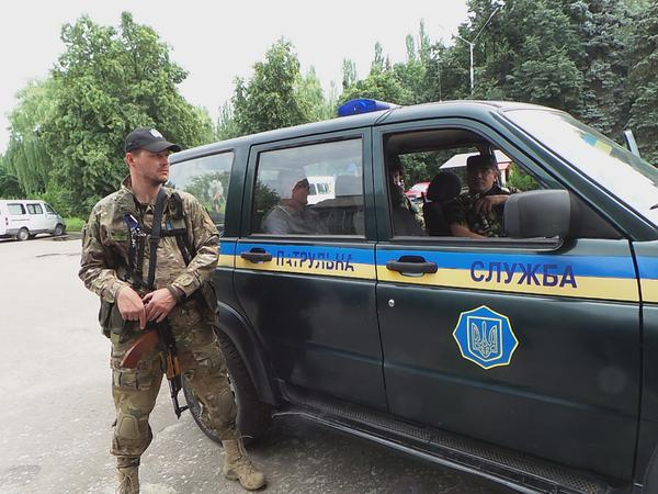 Police detained the Secretary of the Slavyansk city Council
