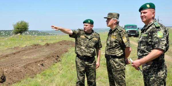 Border service of Ukraine: there are evidence of coordination of terrorists and the FSB