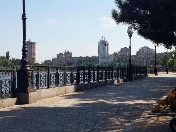 Donetsk is almost abandoned by civils