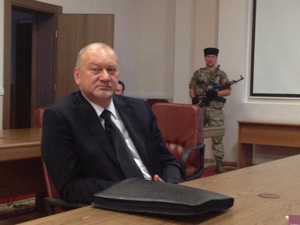 Vladimir Antyufeyev: Moscow's man in Donetsk sent to build DNR's gov structures, Transdniestria style. Ukraine
