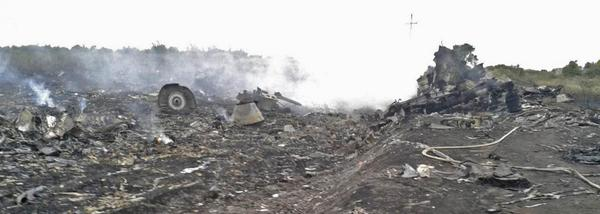 Malaysian airliner shot down by surface-to-air missile, senior U.S. officials confirm
