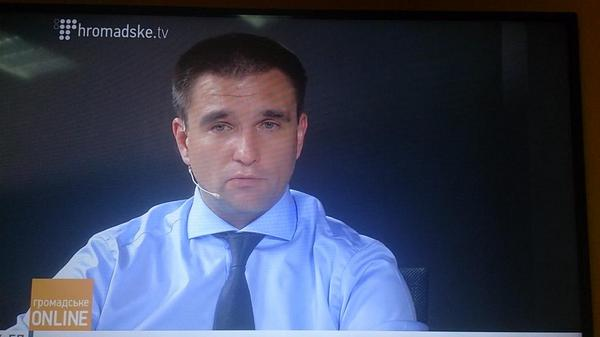 Ukraine has a lot of evidence MH17 was downed by Russia-backed rebels: FM @PavloKlimkin
