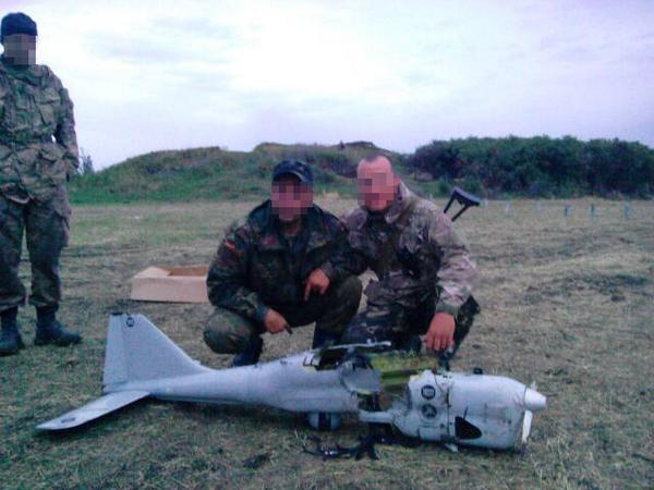 Another Orlan-10 drone shot down