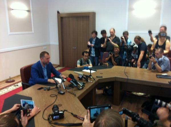 Terrorist Boroday of DNR: 'We don't know where MH17 black boxes are'