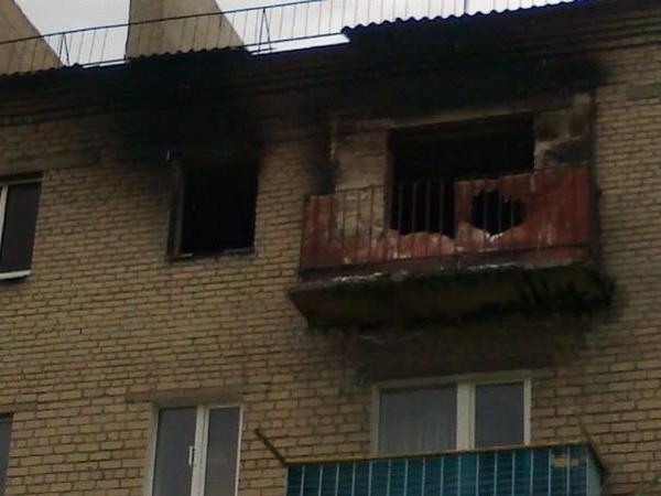 Pisky near Donetsk heavy shelled by militants
