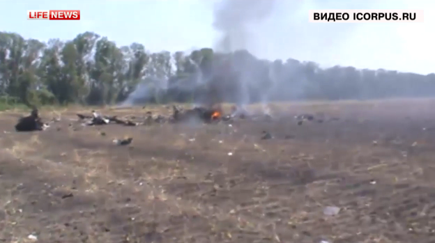 Two Ukrainian fighter jets shot down