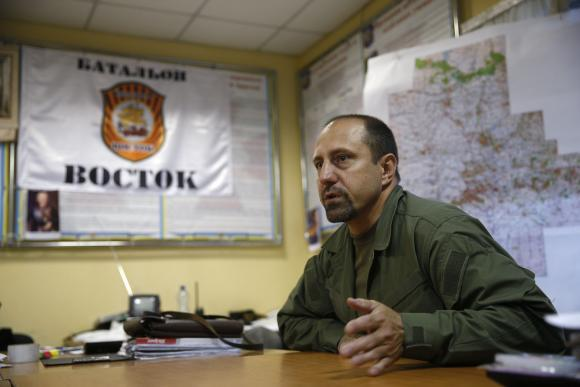 Ukraine rebel commander Khodakovsky acknowledges fighters had BUK missile MH17