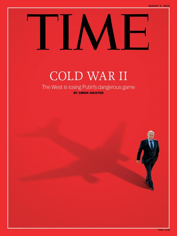 See TIME new cover on MH17: Cold War II Can anything stop Vladimir Putin?