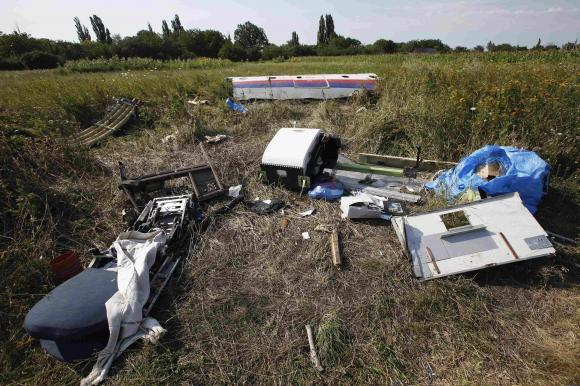U.N. aviation body to hold safety meeting with IATA after downing of MH17