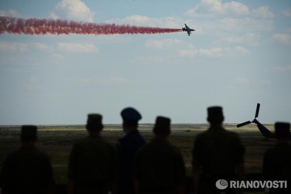 Russian MoD invites spectators to Aviadarts war games show
