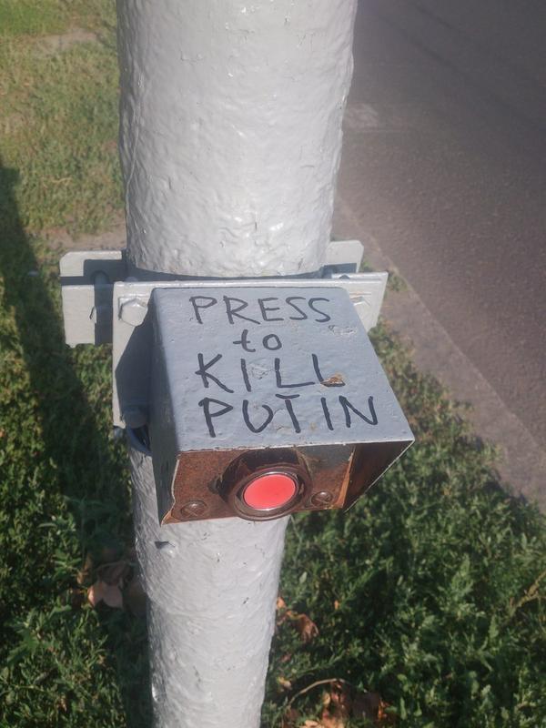 Street art in Kharkiv