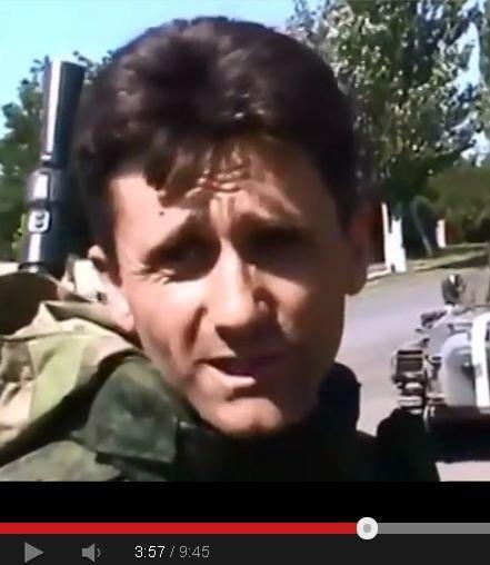 Ukrainians detained DNR sniper from Serbia
