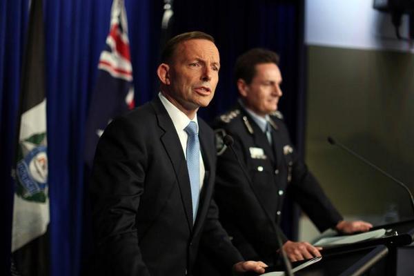 Putin and Australia's Abbott discuss MH17 probe