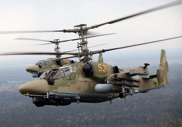 2 Russian mil. copters violated Ukraine airspace for 200 m in Luhansk rgn, then flew away - State Border Service