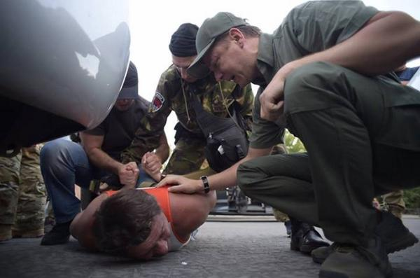 Lyashko detained the mayor of Stakhanov, who collaborated with militants