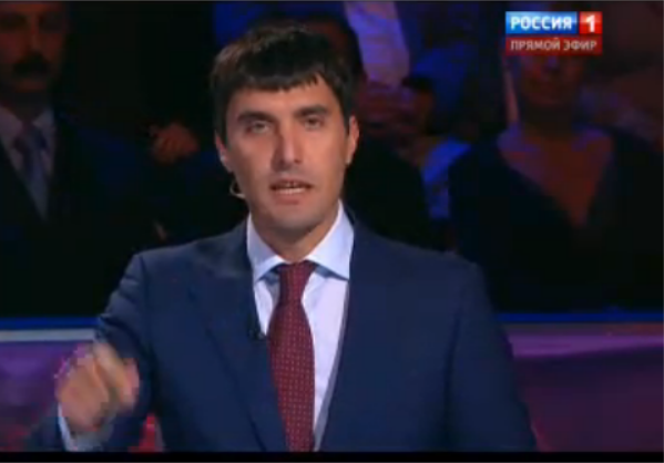 MP Levchenko (who was thrown out of Rada this week) on Moscow channel: Lets take Kyiv back