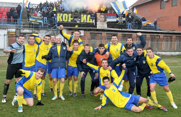 Serbian football players made a proposal to LNR to hold a friendly match