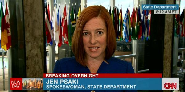 The Russians have mastered the art of saying one thing and doing another, says @statedeptspox on cease-fire in Ukraine
