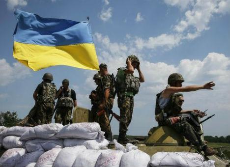 Poroshenko : Ukrainian armies released the Stepanovka