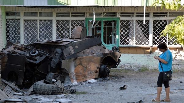 At least 22 civilians were killed in Ukraine today