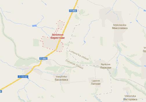 Nine children were blown up on landmine in Donetsk region. 1 dead