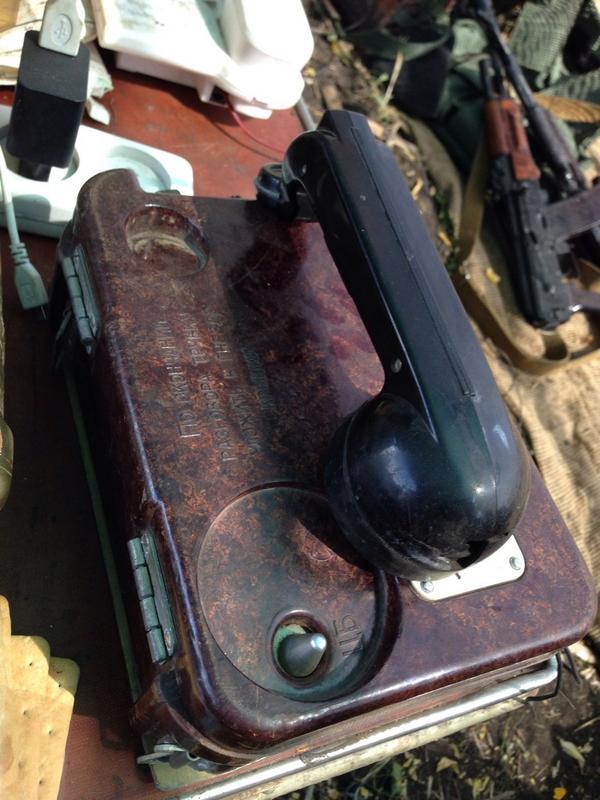 Ukrainian artillertists use technologies of 1957 to avoid modern Sigint