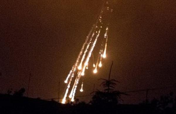 Russia'n Investigative Committee: Kyiv used phosphorus bombs against civilians