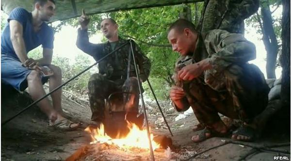 Ukrainian Soldiers In Russia On Hunger Strike