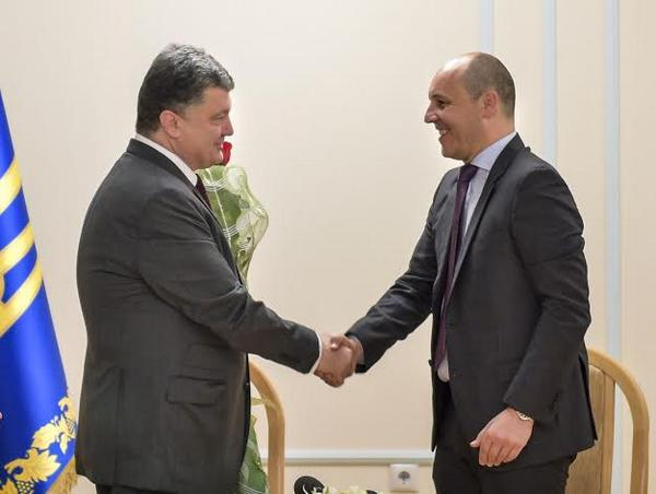 Poroshenko accepted the resignation of Parubiy from the post of Secretary of the NSC