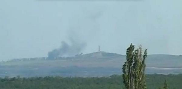Battles near Saur-Mohyla