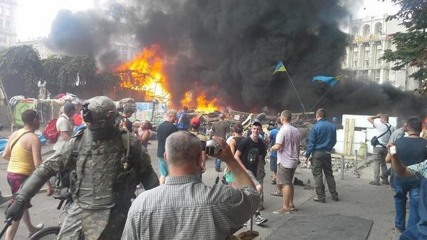 Maidan in Kyiv