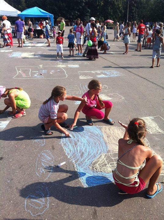 Kids Today in Sloviansk