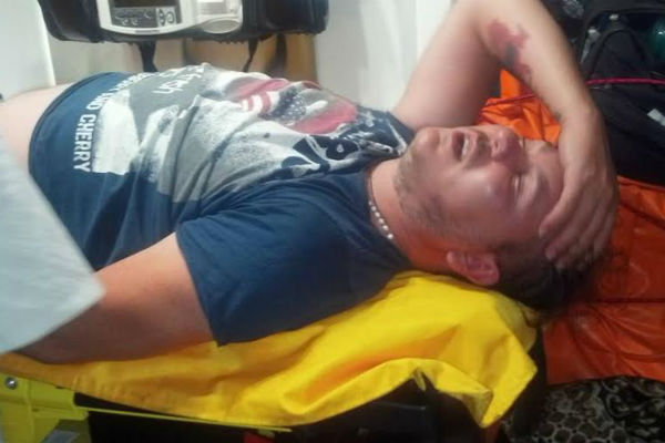 Maidan activists was beaten In Odessa