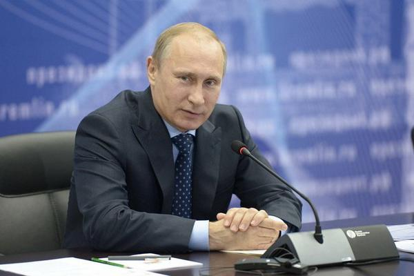 Putin: We will do everything to cease fire in conflict in Ukraine